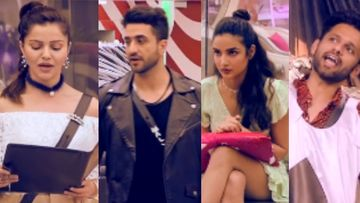 Bigg Boss 14 PROMO: Aly Goni-Jasmin Bhasin Side With Rahul Vaidya And Go Against Friend Rubina Dilaik In Task; Jasmin Says 'Ab Main Kisi Ki Sagi Nahi'