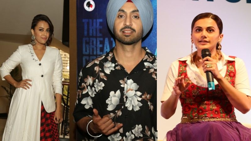 Farmers Protest: Taapsee Pannu, Diljit Dosanjh, Swara Bhasker, Sonu Sood, Vir Das And Others React