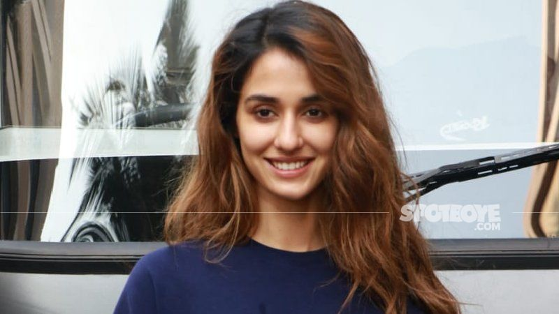 Radhe Star Disha Patani Wants To Paint Her Hair Red Or Brown - Help Her Choose