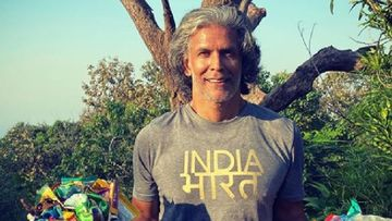 Milind Soman Has A Sarcastic Comment To Make On People Who Are Not Happy With The Ban On Noise Making Crackers