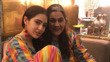 Sara Ali Khan Recalls When People Gave Her Money For Dancing As A Child Thinking She Was A Beggar; Mother Amrita Singh Has The Best Reaction