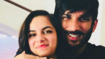 Sushant Singh Rajput's Niece Mallika Singh Remembers Him On His Five Months Death Anniversary; Shares Throwback Pic
