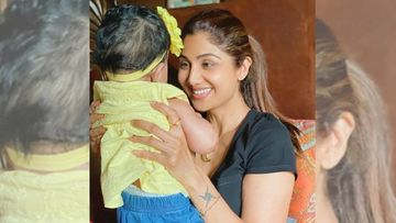 Shilpa Shetty On Embracing Motherhood At The Age Of 45: Guts To Me, I Will Be 50 When She Is 5