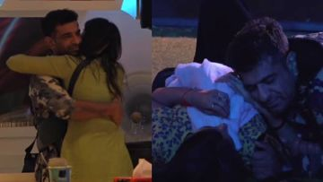 Bigg Boss 14 PROMO: Eijaz Khan And Pavitra Punia's Late Night ROMANCE Is Unmissable; Khan CONFESSES He Has Feelings To Aly Goni Saying 'Lag Gaye Apne'  - WATCH