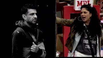 Bigg Boss 14: Eijaz Khan - Kavita Kaushik's Ugly Fight Shudders The House; Latter Says Eijaz Plays 'Victim Card' And Calls His Love Angle With Pavitra 'FAKE' - WATCH