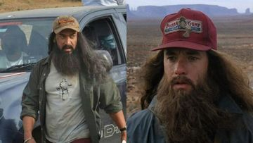 Laal Singh Chaddha: Aamir Khan's LEAKED On-Set Pics Strike An Uncanny Resemblance To Forrest Gump's Tom Hanks
