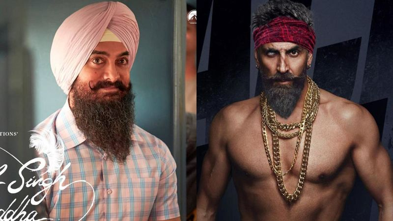 Aamir Khan's Laal Singh Chaddha To Get A Solo Christmas Release After Akshay Kumar Moves Bachchan Pandey