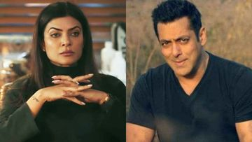 Salman Khan Brands Sushmita Sen DABANGG; Mouths Dialogues From Aarya Like A True Rockstar