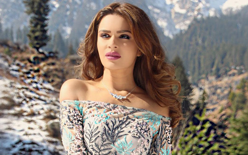 Troll Abuses Aashka Goradia Over Her Pubg Comment. Daayan Star Counters With A Terrific Bashing