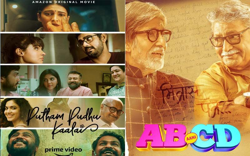 Putham Pudhu Kaalai And AB Aani CD - Two Amazon Prime Video Regional Films That You Missed