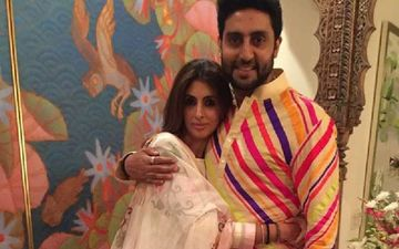 Abhishek Bachchan Tests COVID-19 Negative And Gets Discharged From Hospital; Sister Shweta Bachchan Nanda Welcomes Him With A Sweet Comment