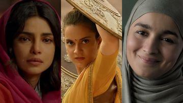 5 Best Actresses Of 2019: Priyanka Chopra-Kangana Ranaut-Alia Bhatt; Performances That Hit The Right Note