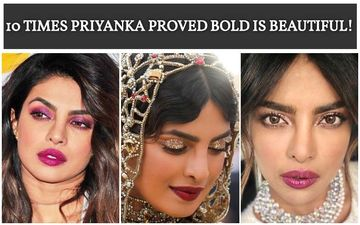 Priyanka Chopra Jonas Gives Tips On How To Play Around With Bold Eyes And Lip Colours!