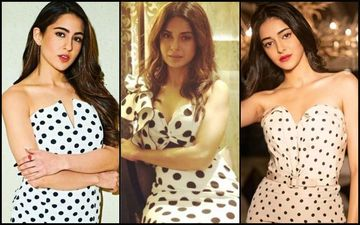 Jennifer Winget, Sara Ali Khan Or Ananya Panday: Who Looked The Hottest In Polka Dots?