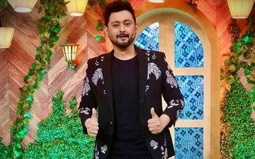 Evergreen Superstar Swwapnil Joshi Rocks A Dapper Blazer