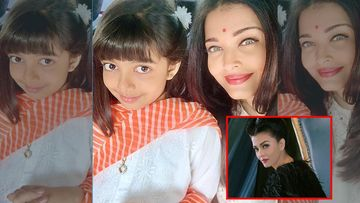 Aishwarya Rai Bachchan Reveals How Aaradhya Bachchan Reacted To The News Of Her Dubbing For Angelina Jolie's Maleficent: Mistress Of Evil