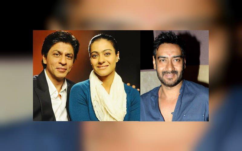 Ajay In SRK-kajol Starrer?