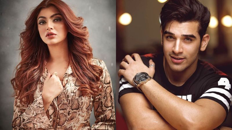 Days After The 'Shoe Fiasco' Akanksha Puri Is Shocked As A YouTuber Accuses Ex-BF Paras Chhabra Of Threatening Him; Lady Says, 'Plz Someone Help Him'