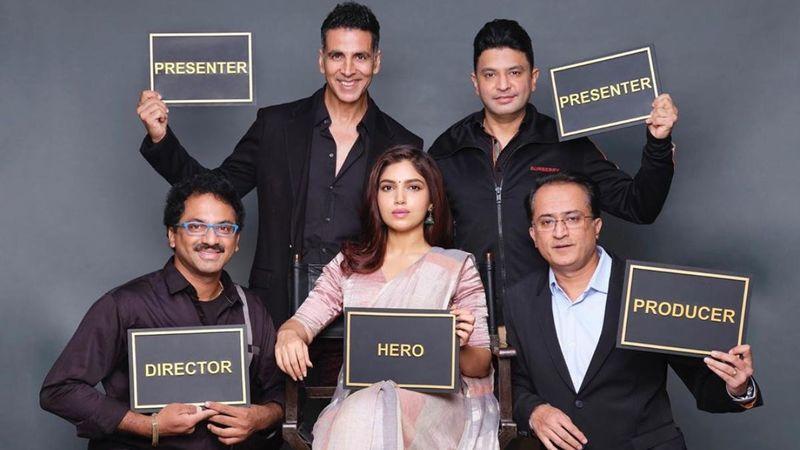 Durgavati: Akshay Kumar To Present A Horror Thriller With Bhumi Pednekar In The Lead