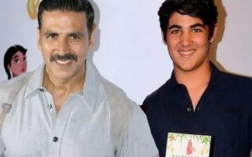 अक्षय कुमार ने किया खुलासा, कहा बेटे आरव को नही है क्रिकेट देखना पसंद