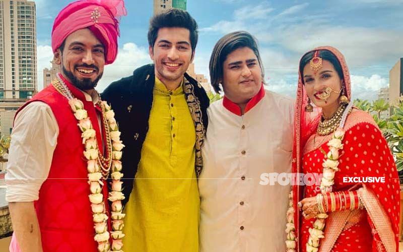 Akshay Kharodia On Attending Shiny Doshi's Wedding: 'I Made Everyone Dance'- EXCLUSIVE