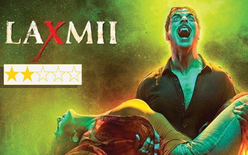 Laxmii Movie Review: Akshay Kumar- Kiara Advani Starrer Is A Loud  Hysterical Comedy Of Terrors