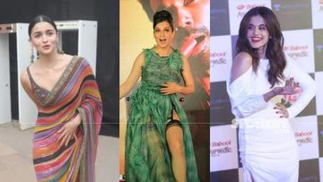 Kangana Ranaut Mentions Alia Bhatt And Taapsee Pannu As She Makes A Sarcastic Tweet Over Not Getting Tagged In A Tanu Weds Manu Post