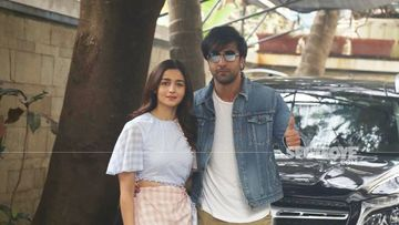 Alia Bhatt And Ranbir Kapoor Zoom Off To Ranthambore To Get Engaged In Presence Of Family, Ranveer Singh, Deepika Padukone And Others?