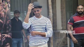 Hrithik Roshan Exits Mumbai Crime Branch After Recording His Statement In Case Against Kangana Ranaut - VISUALS