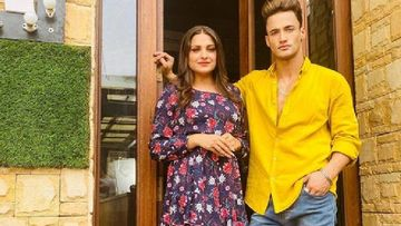Asim Riaz And Lady Love Himanshi Khurana Take Over Twitter Together; 'ASIMS BUILT IN PAIN SOON' And 'HIMANSHI HITS 8M' Make It To The Top Trends