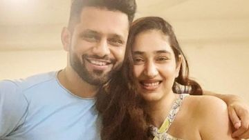 Bigg Boss 14's Rahul Vaidya Gets A Memento From The Controversial House; It Has Girlfriend Disha Parmar Connect