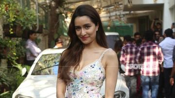 Shraddha Kapoor And Alleged BF Rohan Shrestha Give 'We Are Family' Vibes In These New Pics From Cousin's Wedding