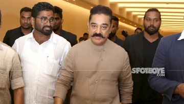 South Superstar Kamal Haasan Takes His First Dose Of COVID-19 Vaccine; Shares The Video On Social Media