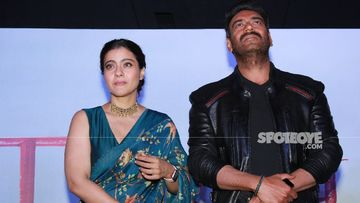 Ajay Devgn And Kajol Celebrate 22 Years Of Togetherness; Throwback To The Times When The Actress Discussed Her Boyfriend Problems With Him