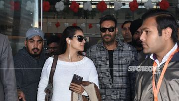 Ajay Devgn And Kajol Make Cool Wedding Anniversary Posts To Wish Each Other As They Complete 22 Years Of Being Mr And Mrs