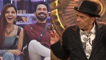 Bigg Boss 14 Grand Finale: Legendary Dharmendra Has THIS Advice For Abhinav Shukla As Salman Khan Shares About Shukla's Divorce Plans With Rubina Dilaik
