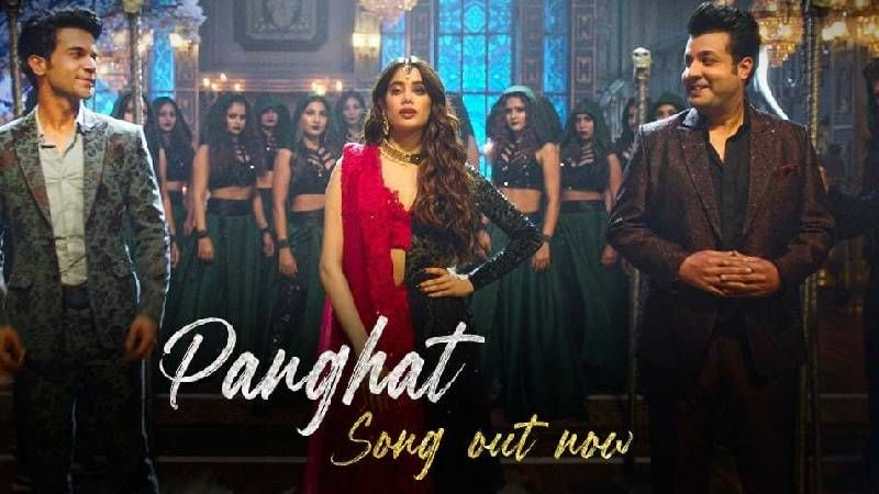 Panghat Song Out Now: Janhvi Kapoor, Rajkummar Rao And Varun Sharma Deliver A Fun Number That Will Help You Beat Your Monday Blues