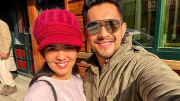 Aditya Narayan And Wife Shweta Agarwal Are On A Perfect Getaway To Sula Vineyards; PICS From Their Trip Will Leave You J