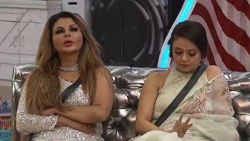 Bigg Boss 14: EVICTED Contestant Devoleena Bhattacharjee Speaks In Defence Of Rakhi Sawant; 'Jo Wo Bolti Hain Zaruri Nahi Hai That She Means It'