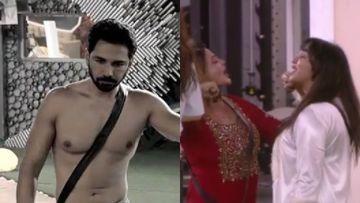 Bigg Boss 14: Arshi Khan And Rakhi Sawant Fight Over Abhinav Shukla; Both Claim 'Abhinav Is Mine'
