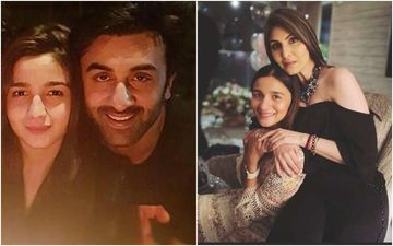 Riddhima Kapoor Is Elated As Brother Ranbir Kapoor's GF Alia Bhatt Gifts Her Cute Goodies; Actress Reciprocates By Calling Her 'My Loveliest'