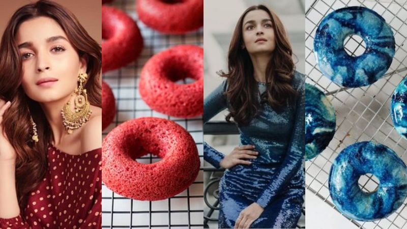 Alia Bhatt Gets Compared To Some Lip-Smacking DONUTS By A Fan; We Can't Decide Who Or What's More Delicious - PICS