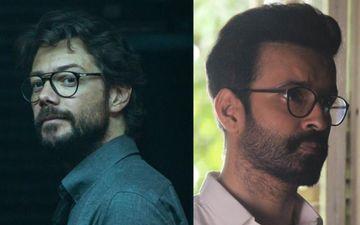 Naxalbari: Fans Compare Aamir Ali's Character Of Ambar Keswani To That Of Alvaro Morte's 'The Professor' From Money Heist