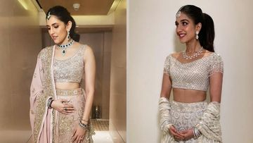 Shloka Mehta And Radhika Merchant's Spectacular Lehengas Will Help You Add Dazzle To The Ongoing Wedding Season