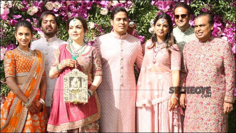 Ganesh Chaturthi 2020: Here's A Look At Ambani Family's Luxurious Ganpati Celebrations Over The Years