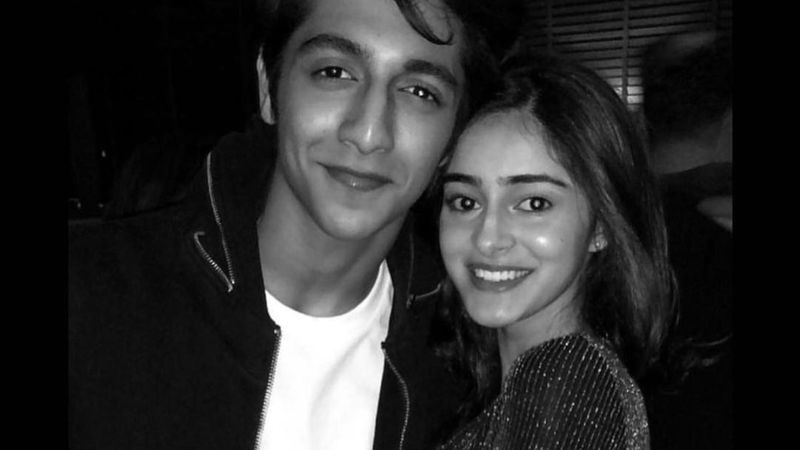 Ananya Panday's Cousin Brother Ahaan Panday To Be Launched By YRF Films On Their 50th Anniversary Celebrations - Report