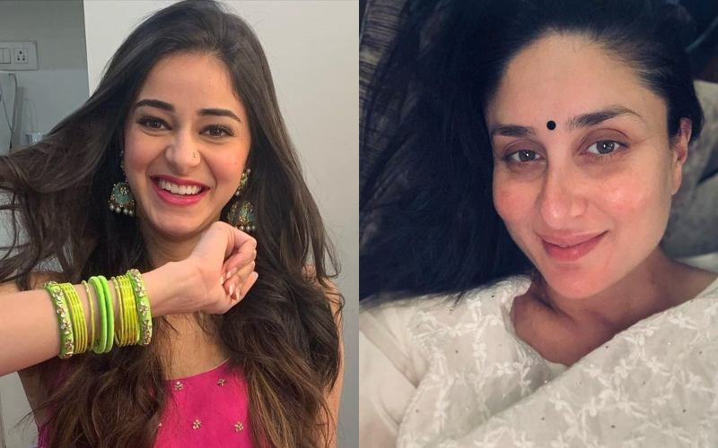Ananya Panday Discusses Trolls With Kareena Kapoor Khan; Admits To Being Immune, 'Anything I Do Or Wear, I Am Going To Get Trolled'
