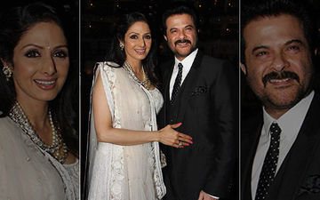 Sridevi's 1st Death Anniversary: Anil Kapoor Remembers The First Female Superstar With A Heartwarming Picture