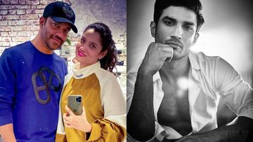 Sushant Singh Rajput Demise: Fans Ask Ankita Lokhande's BF Vicky Jain 'Sir, Ankita Didi Ka Khayal Rakhna' After News Of Her Breakdown Surfaces