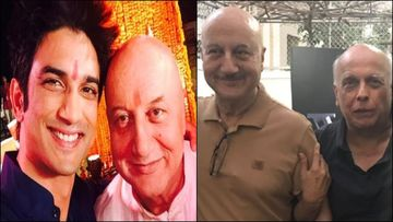Sushant Singh Rajput Death: Anupam Kher Reacts To Accusations On Mahesh Bhatt, 'Till He Is Proven Otherwise, I Will Want To Give Him The Benefit Of Doubt'
